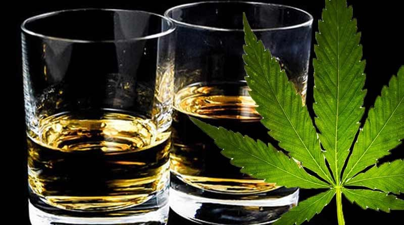 Cannabis Affect Alcohol Sales